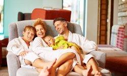 Familienglück im Hotel Oberstdorf