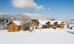 Hotel Oberstdorf im Winter