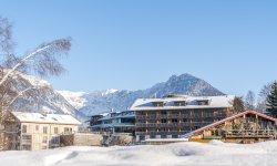 Hotel Oberstdorf im Winter©Allgäu GmbH, travelita.ch