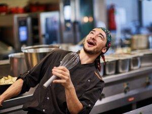 Unsere Talente in der Küche!
