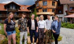 Einführung Hotelrundgang - Gruppenfoto - Kopie