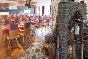 Allgäu-Atmosphäre im Alpen-Restaurant