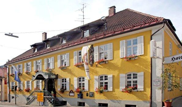 Ein wunderschöner Sommertag im Brauerei-Gasthof Hotel Post.