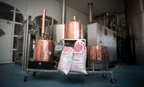 Lust auf eine Brauereiführung und Bierprobe?