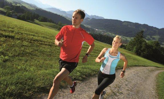 Lust auf eine Runge Laufen am Morgen?