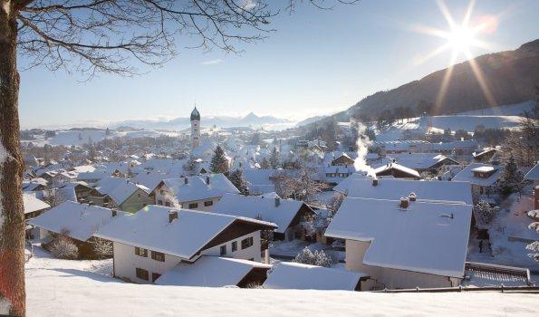 Genießen Sie Ihren Winterurlaub in Nesselwang.