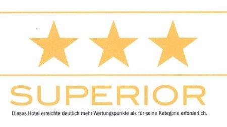 3 Sterne Superior für den Brauerei-Gasthof!