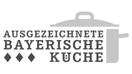 Ausgezeichnete Bayerische Küche