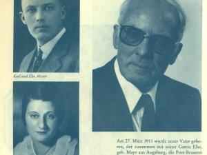 Karl und Else Meyer