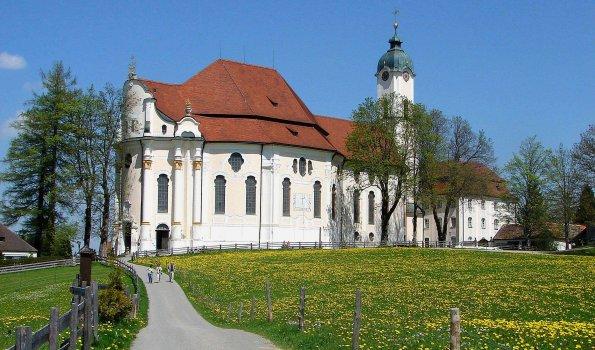 Wieskirche in Steingaden