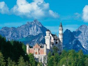 Castle Neuschwanstein - the most wonderful castle in Germany!