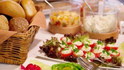 Frühstück KO Tomate Mozarella