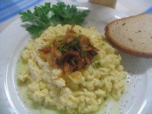 Hausgemachte Allgäuer Käsespätzle