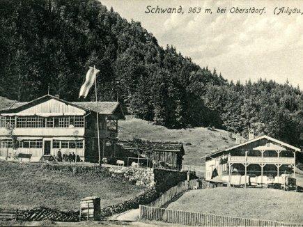 Schwand um 1910
