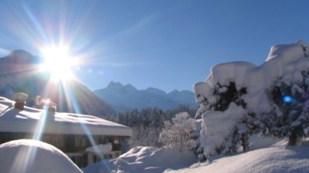 Winter im Schwand