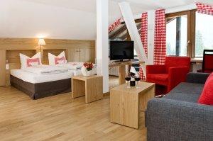 Doppelzimmer de Luxe > 32 qm