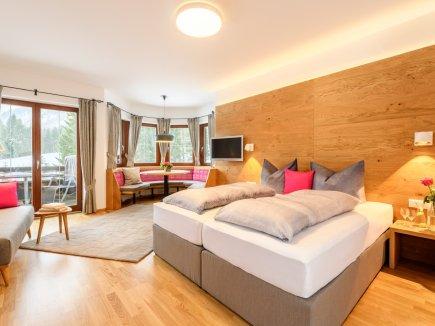 Doppelzimmer Erker de Luxe
