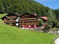 Hotel Schwand im Sommer