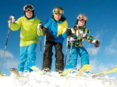 Skispaß im Jungholzer Skigebiet