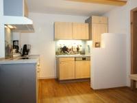 Küche Alpenglück