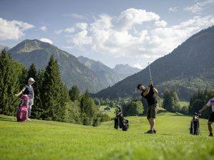 Golfen auf dem südlichsten Platz Deutschlands