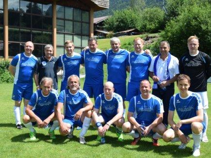 Das Team der  Allgäu-Schalker e.V. 2009