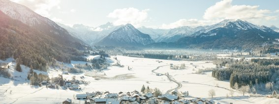 Rubi Luftaufnahme Winter