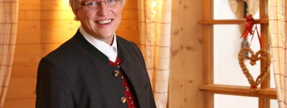 Jan Bloch, Hotel- und Restaurantleiter seit 18 Jahren im Hotel Viktoria