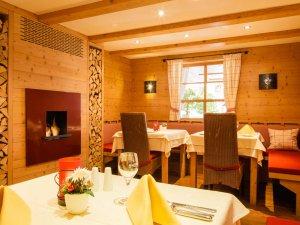 Unser gemütliches Restaurant