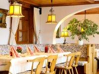 Traditionelles Restaurant mit gemütlicher Atmosphäre