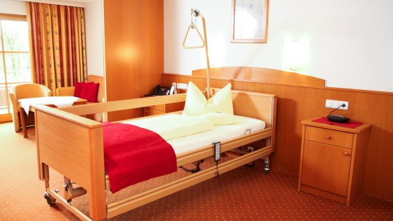 Wir stellen Betten für jeden Bedarf