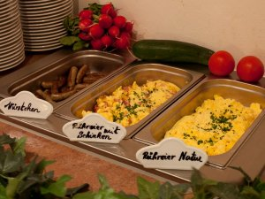 Für das herzhafte Frühstück