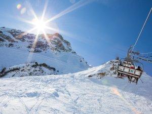 Wintertag auf dem Fellhorn