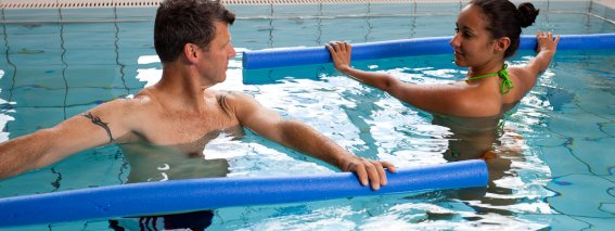 Wellness Wassertherapie