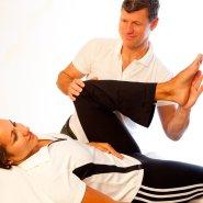 Physiotherapie im Haus