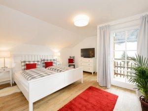 Ferienwohnung Löwenzahn Schlafzimmer 2