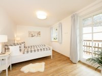 Ferienwohnung Enzian Schlafzimmer 4