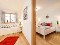Ferienhaus Oberstdorf - Schlafzimmer 4&5