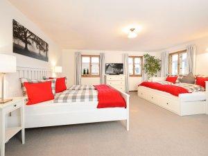 Ferienhaus Viktoria - Schlafzimmer 2