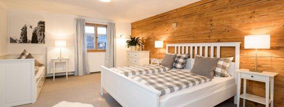 Ferienhaus Oberstdorf - Schlafzimmer 3