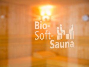 Bio-Soft-Sauna im neunen Wellnessberich