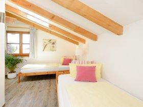 Schlafzimmer, super geeignet für die Kinder