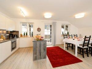 Ferienwohnung Löwenzahn Küche