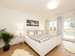 Ferienwohnung Alpenrose im Allgäu Schlafzimmer 1