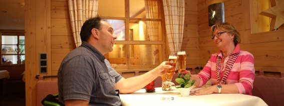 Rollstuhlgerechtes Restaurant in Oberstdorf im Allgäu