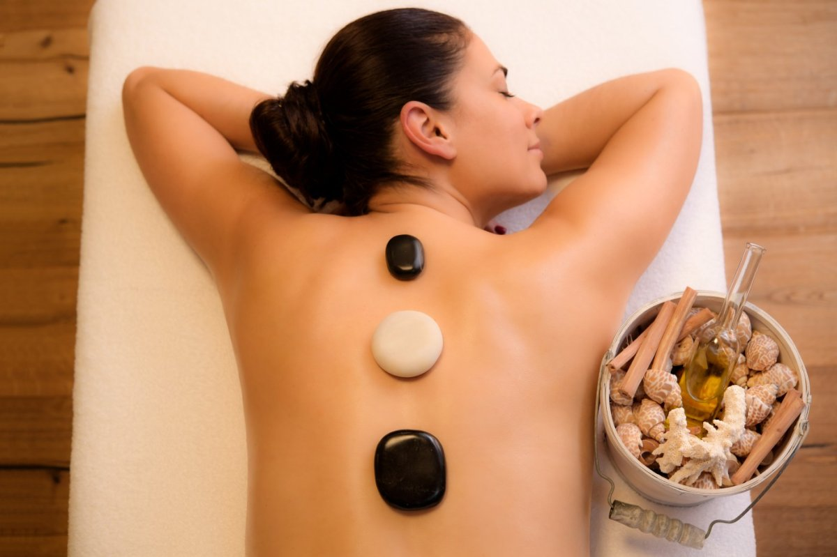 Wellness Hot Stone