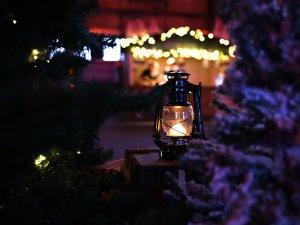 Stimmungsvolle Weihnachtsdeko