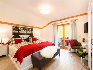Zimmer 303 Ost- Balkon