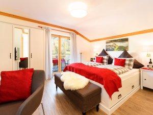 Zimmer 304 mit Ost- Balkon