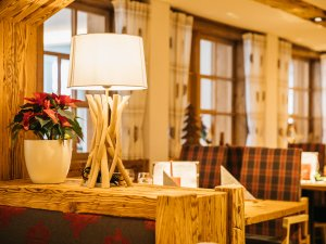 Die neue Stube im Hotel Viktoria